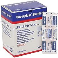 Tiritas Plástico Coverplast Standard 7cm x 2 cm-Caja