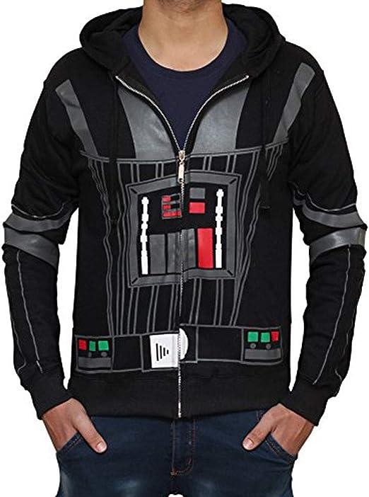 Star Wars Darth Vader Men/'s Costume Hoodie New