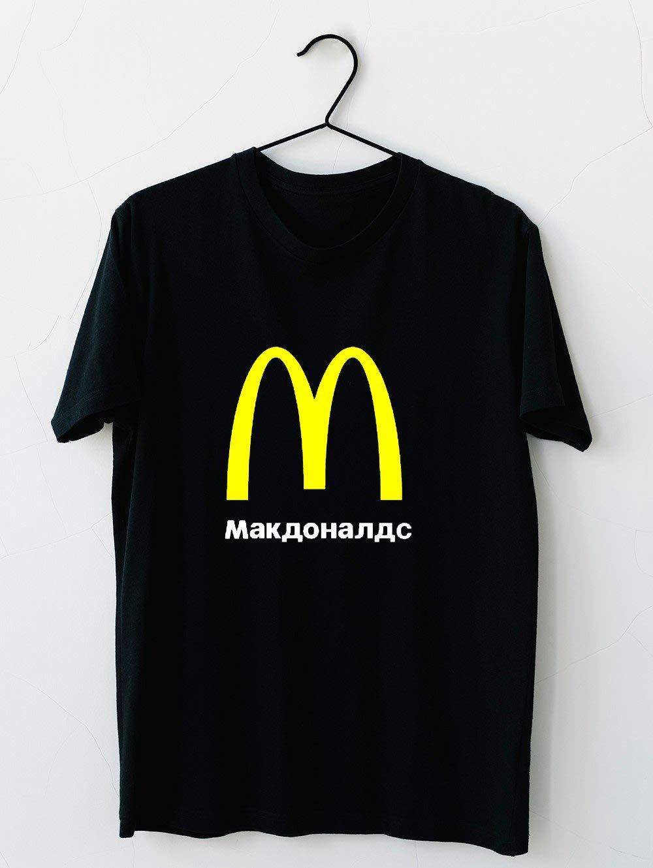 Mcdonalds T Shirt For Unisex