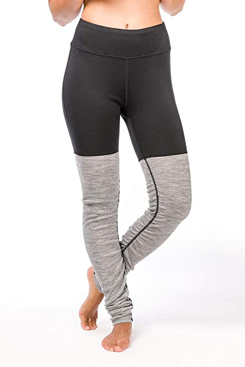 fe212e714fd21 super. natural W Motion Women's Heap Merino Tight, Womens, SNW010950, Jet  Black