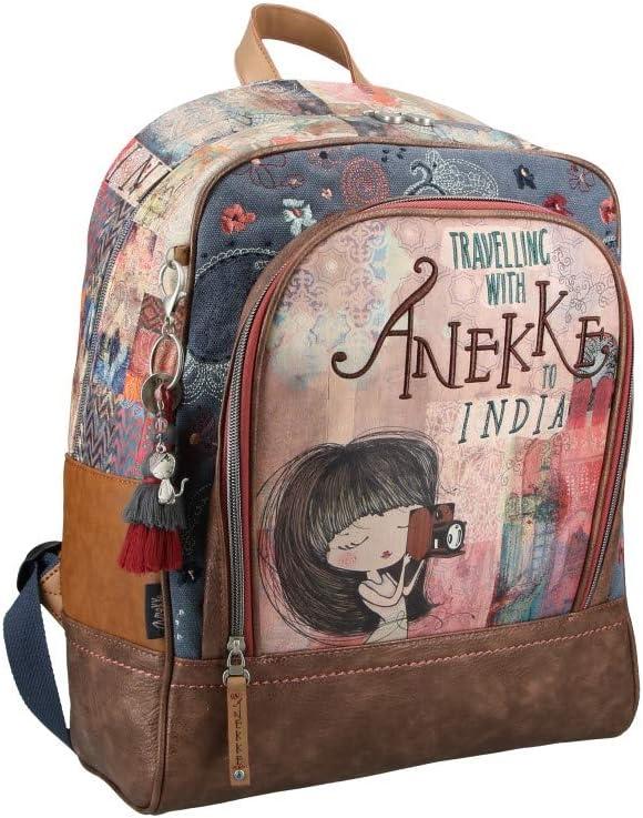 Mochila Escolar Anekke India