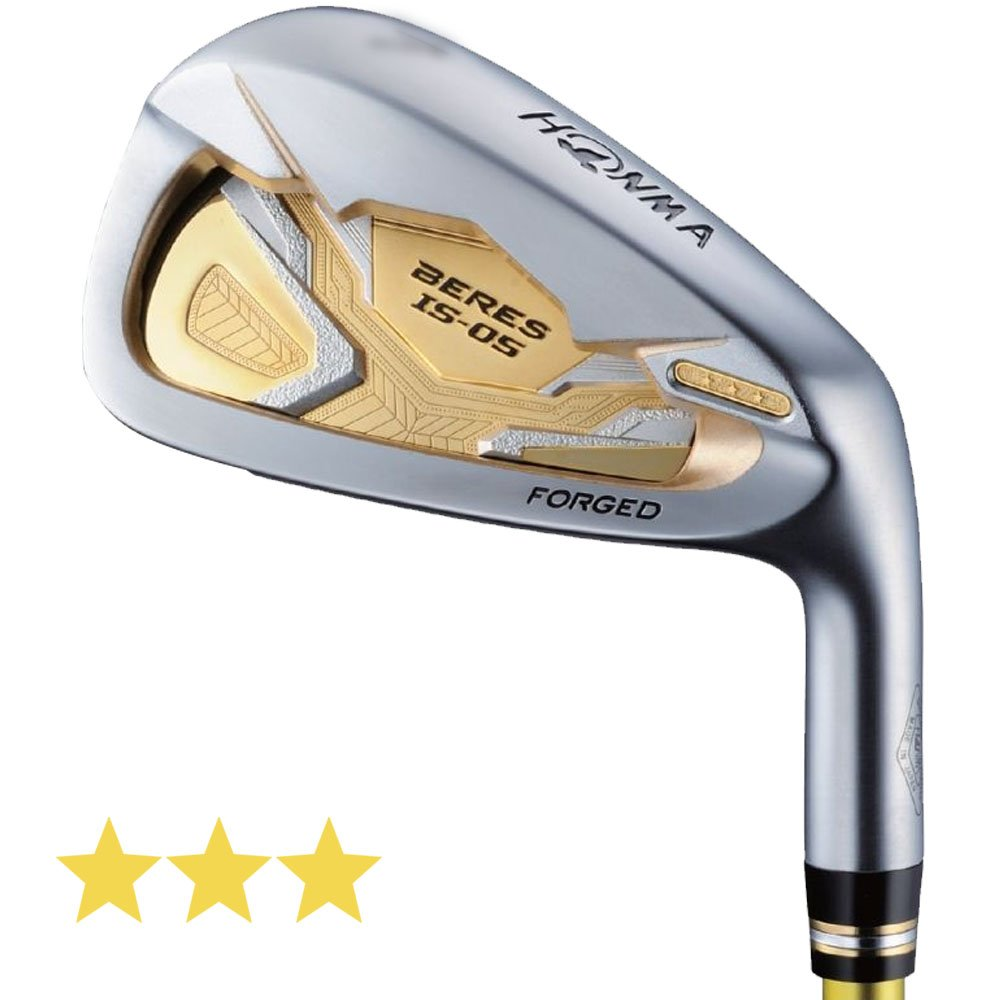 HONMA Beres IS-05 Individual Iron 2017 Right SW ARMRQ Infinity 48 3-Star Graphite Regular