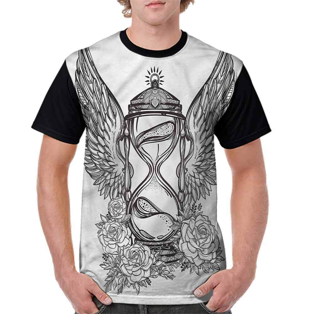 Classic T-Shirt,Hot Air Balloon Fashion Personality Customization