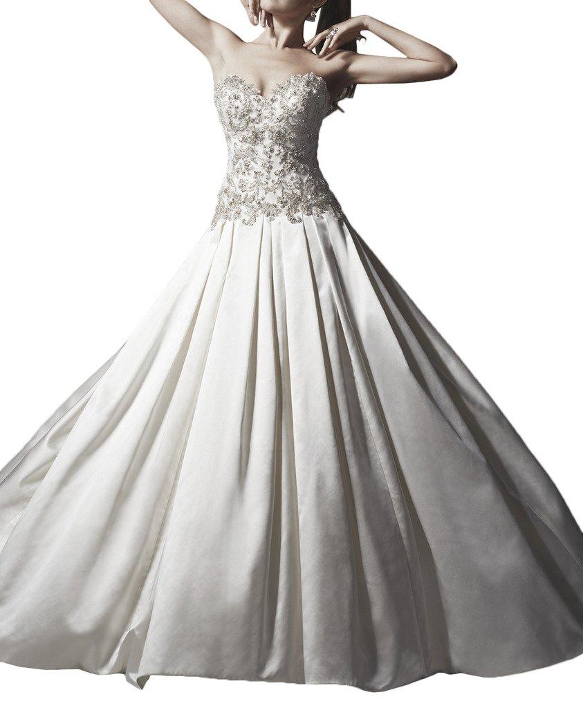 (ウィーン ブライド)Vienna Bride ウェディングドレス 花嫁ドレス ロングドレス タイトドレス サテン 大胆背中開き 超セクシー-9-ホワイトA B01N32GZV3 11|ホワイト2 ホワイト2 11