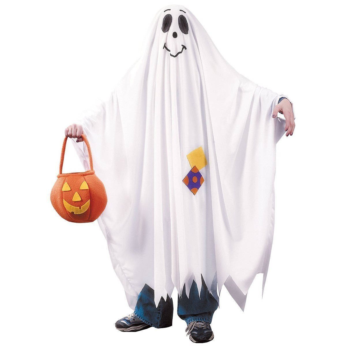 Fun World Friendly Ghost Child Costume Small 9705S
