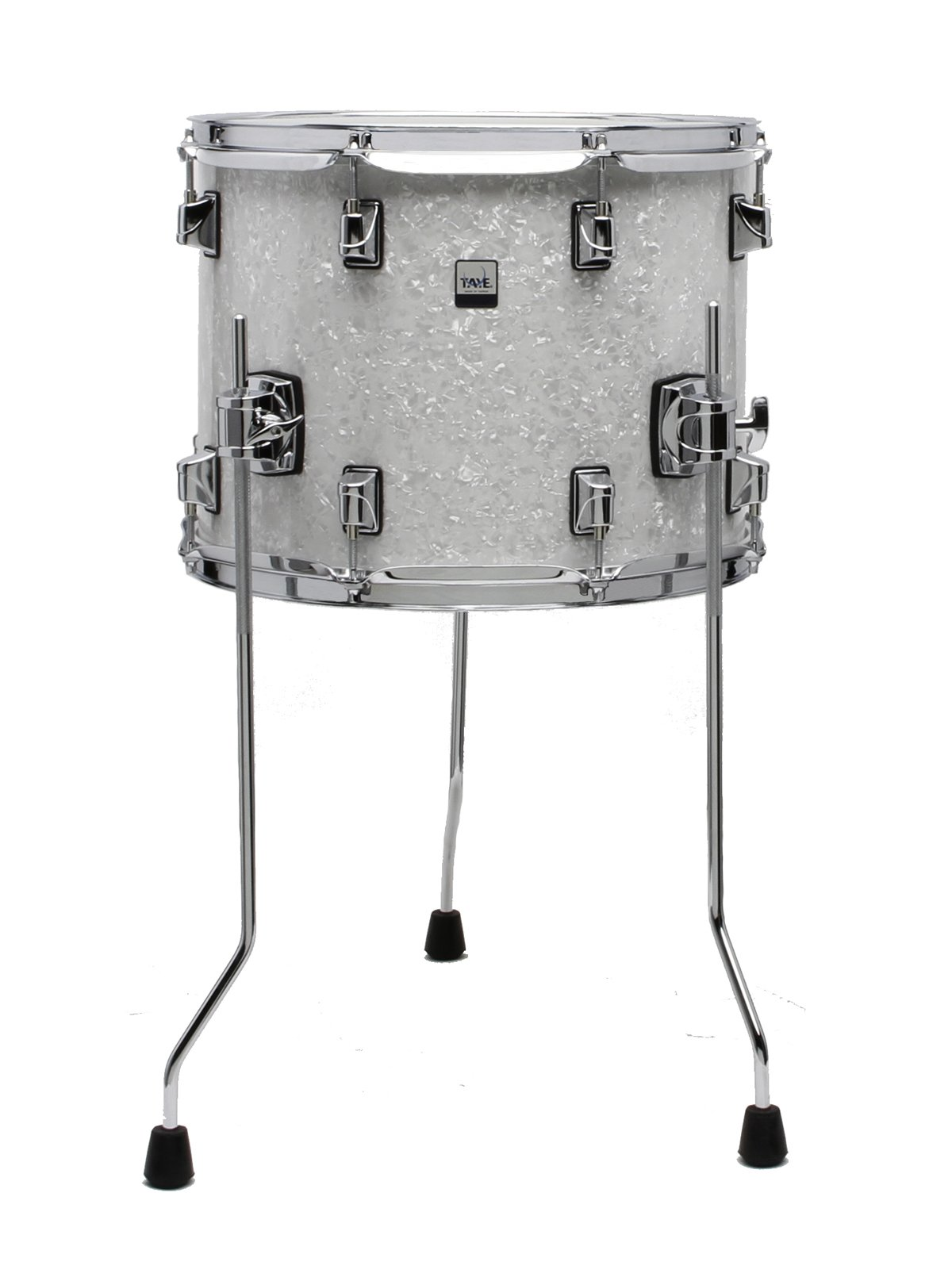 Taye Drums GK1411F-WP 14-Inch GoKit Add-On Floor Tom Tom by Taye Drums