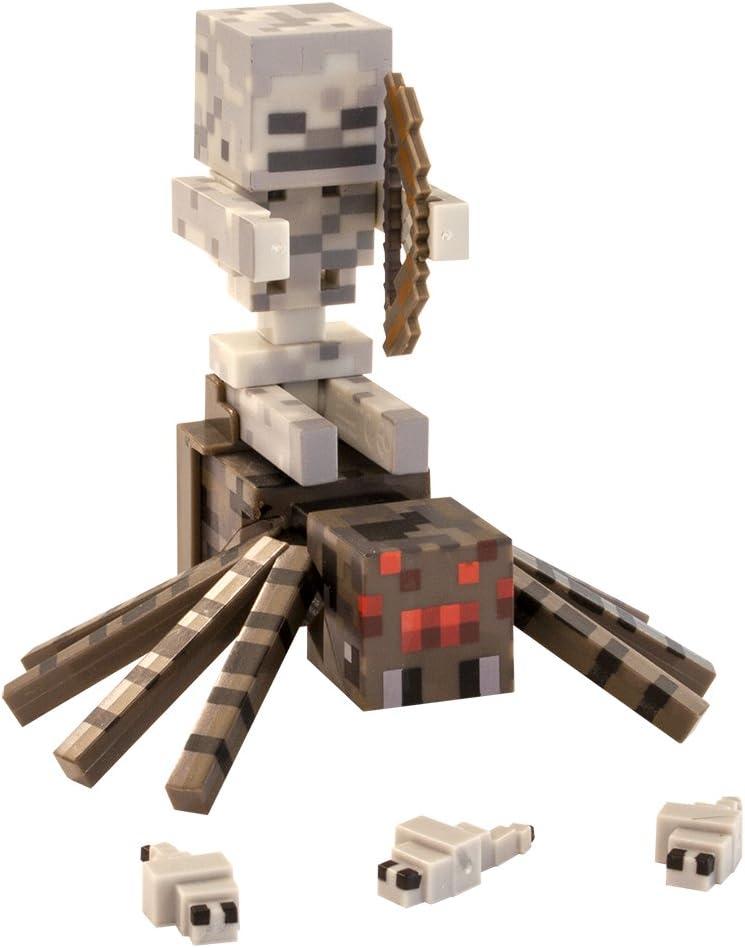 Minecraft - Pack de Figuras Araña populación (Giochi Preziosi 16450): Amazon.es: Juguetes y juegos