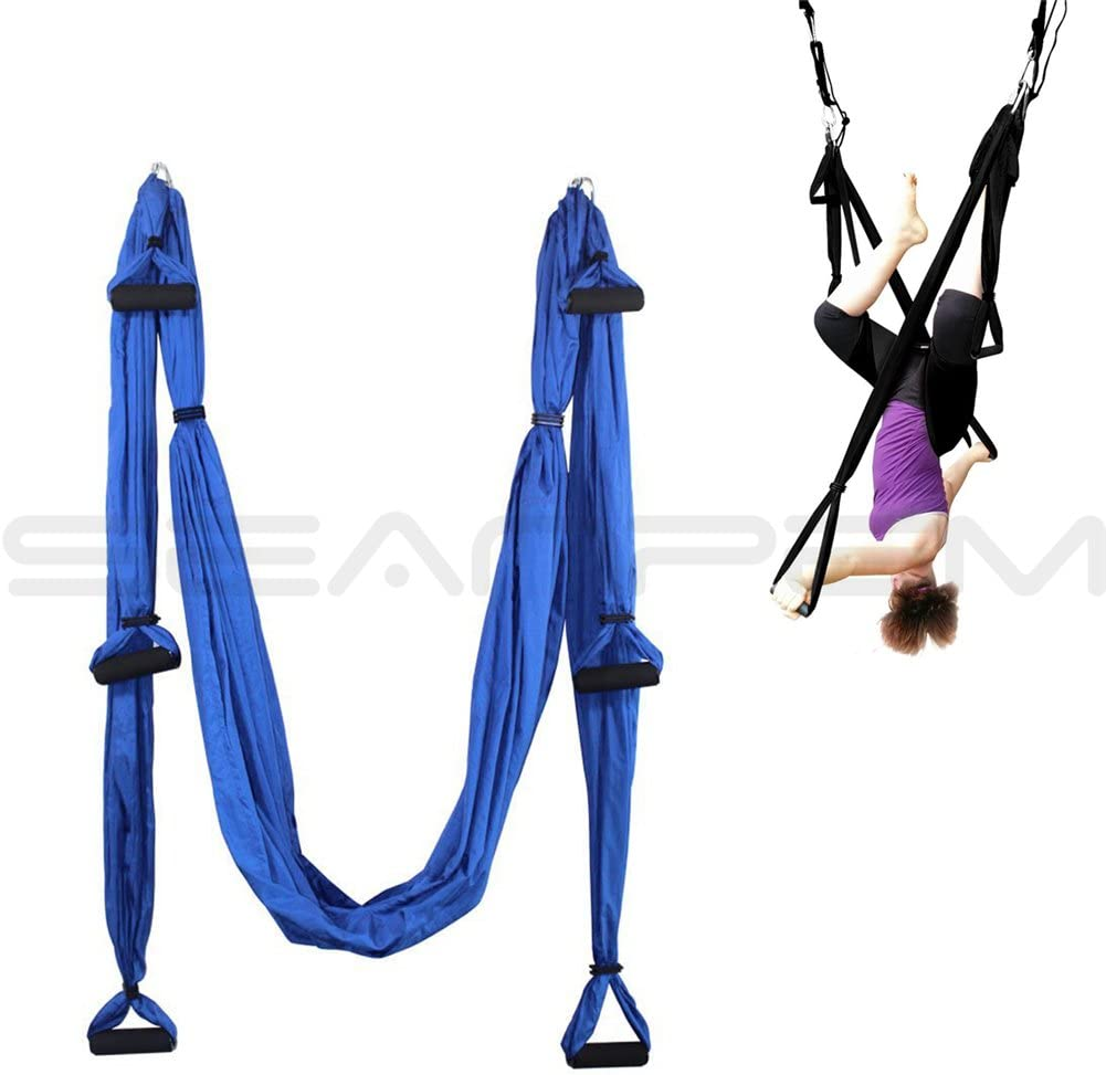 Natural Yoga Trapecio - Aéreo Anti-Gravedad Yoga Pilates Fitness ...