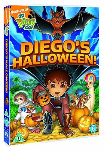 Go Diego Go!: Diego's Halloween [DVD] ()
