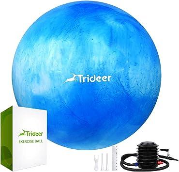 Amazon.com: Trideer - Bola de ejercicio (varios colores ...