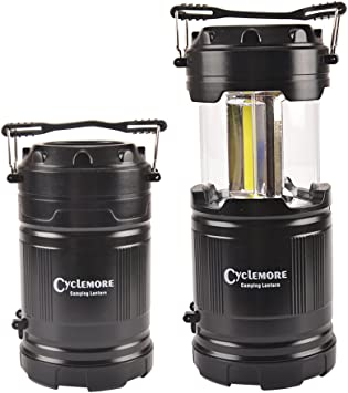 2 X  Summit 12 LED Lantern outdoor camping trekking lamp lightweight compass