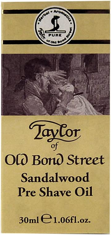 Taylor of Old Bond Street Aceite Pre Afeitado Sándalo Taylor Of Old Bond Street 30ml 300 g