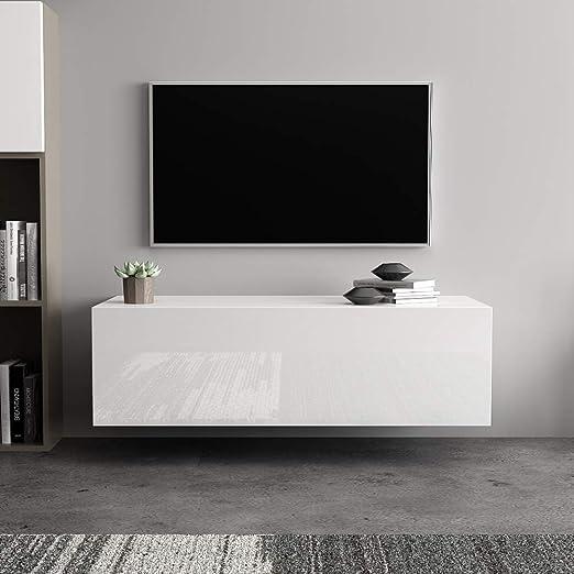 Zerone. Armario Moderno para TV, Mueble para TV en la Pared para ...