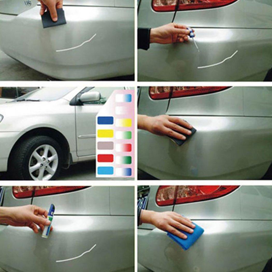 3PCS Scratch Penne Riparazione Touch-up Scratch Remover Repair Penne Scratch Fillers per Auto (1 o 2 Giorni dall\'arrivo)