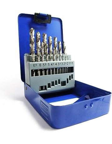 punta per metallo e acciaio INOX Ruko Punta elicoidale per trapano HSS-R DIN 338 12 mm