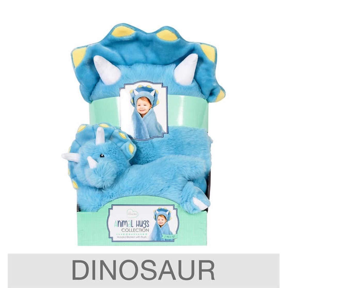 Little Miracles Animal Hugs Dinosaur
