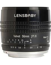 Lensbaby LBV56BC Lente Velvet 56 para Canon