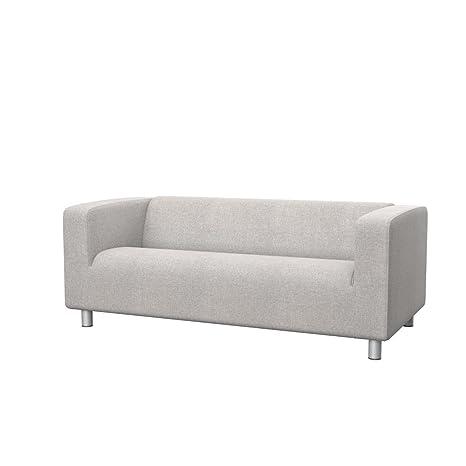 Soferia - IKEA KLIPPAN Funda para sofá de 2 plazas, Naturel ...