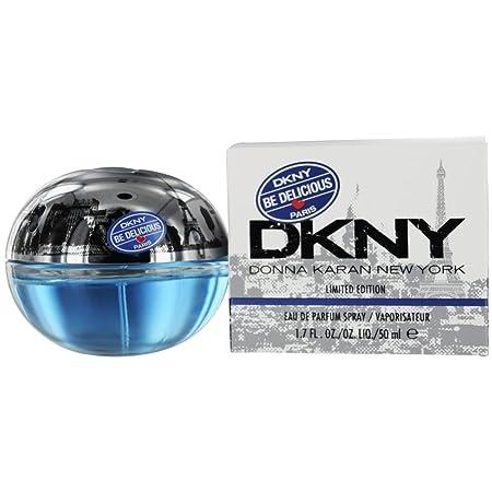 Donna Karan Be Delicious Heart Paris Eau De Parfum Spray for Women, 1.7 Ounce