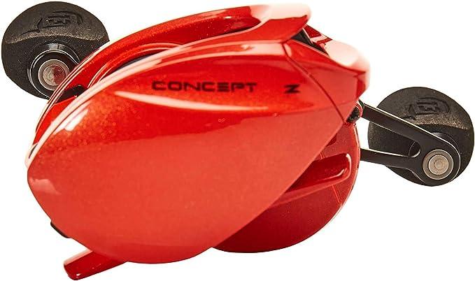 BRAND NEW 13 FISHING Concept Z Baitcast Reel gaucher 7.3: 1 Gear Ratio
