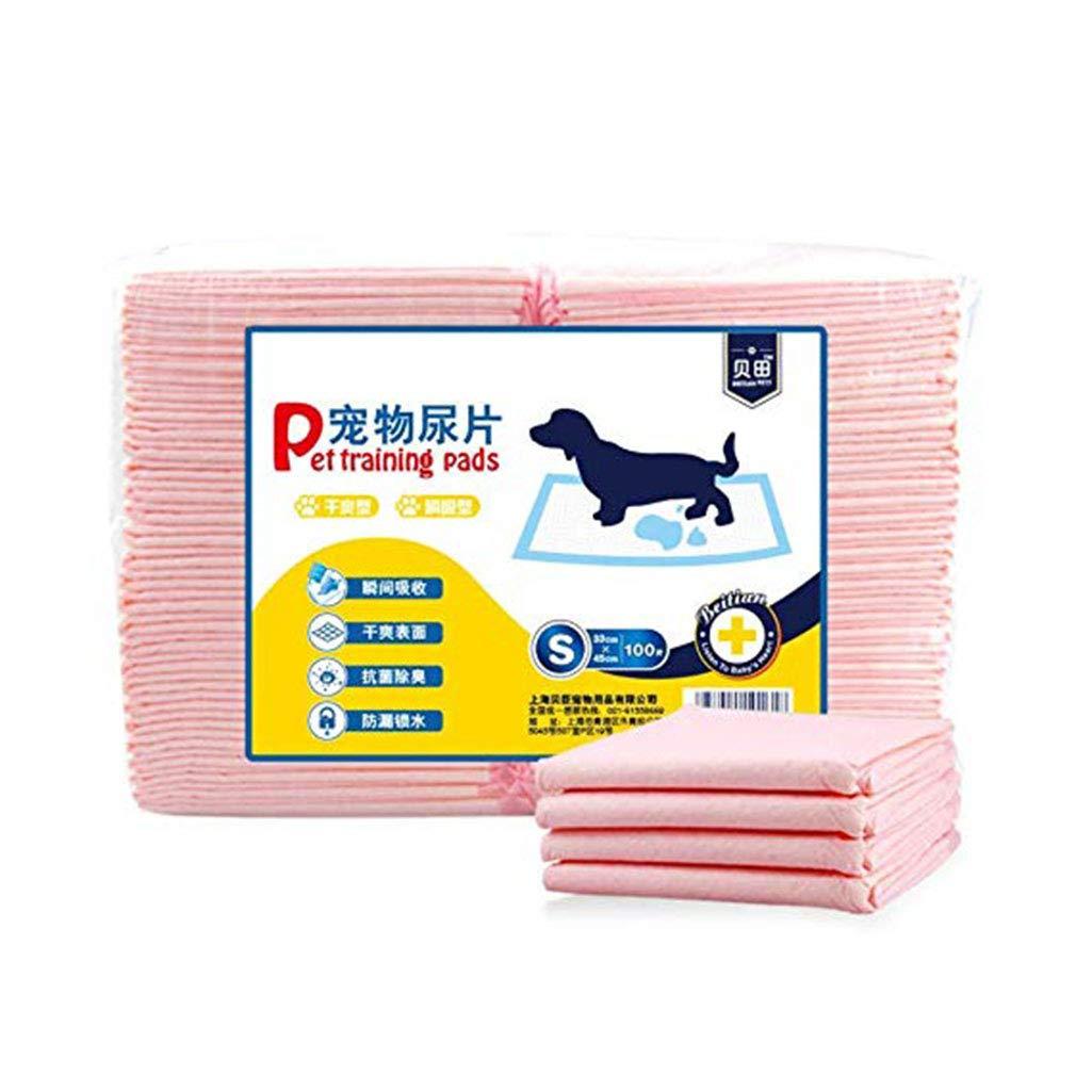Dog Diapers, Dog Diapers, Diapers, pet Diapers, Teddy, golden Hair, Thick Dog Supplies,L40pcs