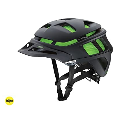 c35772e351 Amazon.com  Smith Optics Forefront MIPS Helmet Small Matte Black ...