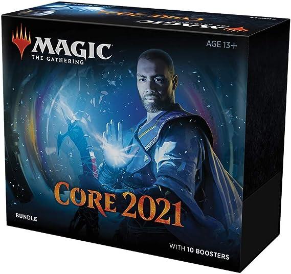 Magic the Gathering CORE 2021 HEARTFIRE IMMOLATOR FNM ALT ART PROMO PACK CARD