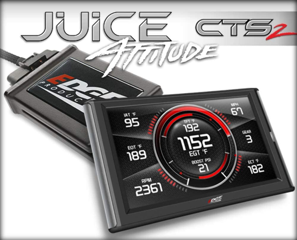 Edge Products Juice w/Attitude CTS2 – 31507