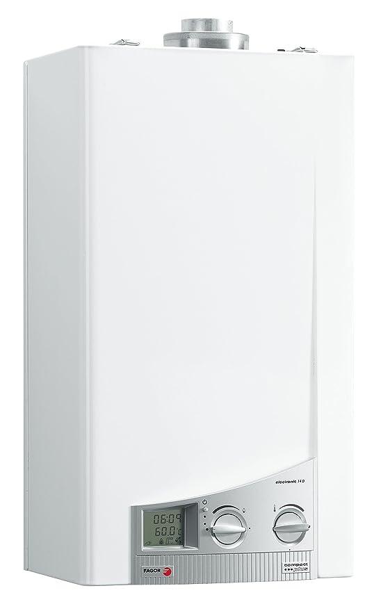 Fagor FE-11D PLUS/1 N Depósito (almacenamiento de agua) Blanco calentadory - Hervidor de agua (Depósito (almacenamiento de agua), Blanco, 11 L, Electrónico, ...