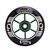 GRAVITI One Pair 100mm Pro Stunt Scooter Wheels