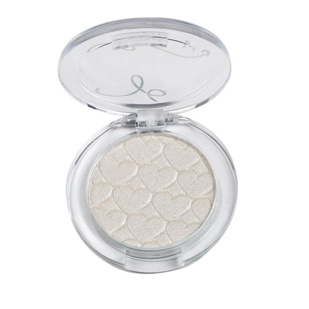 HOT Pearl Eyeshadow Beauty Sexy Eyes Makeup Eye Shadow Palette Cosmetics (White)