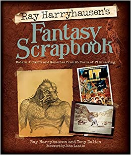 Amazon Fr Ray Harryhausen S Fantasy Scrapbook Models