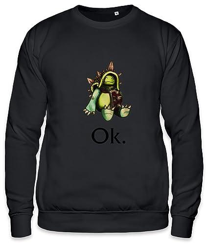 Rammus Ok Unisex Sweatshirt XX-Large: Amazon.es: Ropa y ...