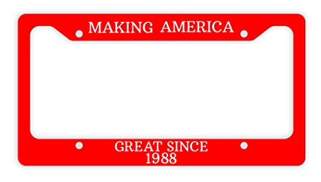30th Birthday Gifts For Brother Making America Great Since 1988 Party GOP Pro Polictical Novelty