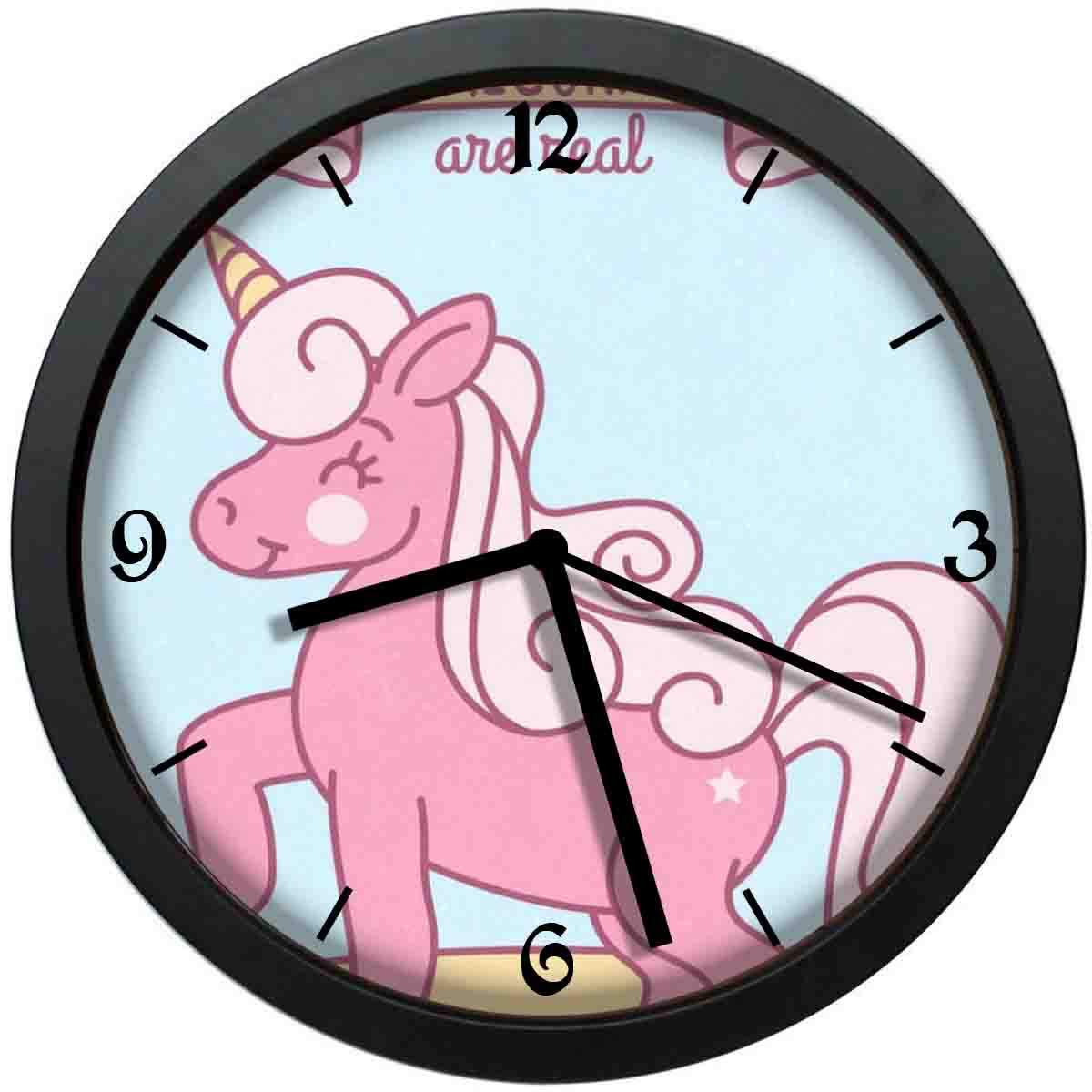 Unicorn wall clock   They make great gifts