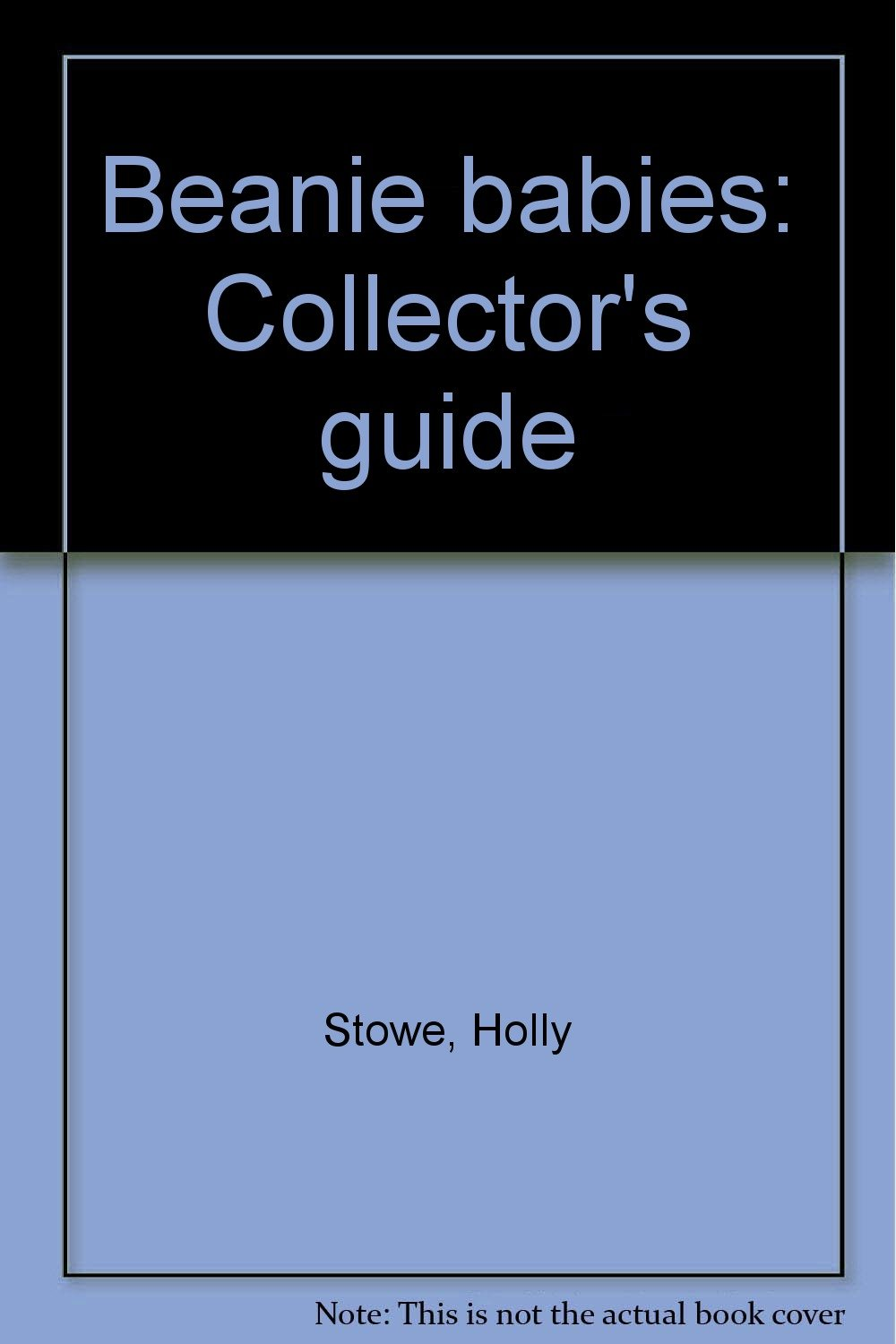 Beanie babies: Collector's guide