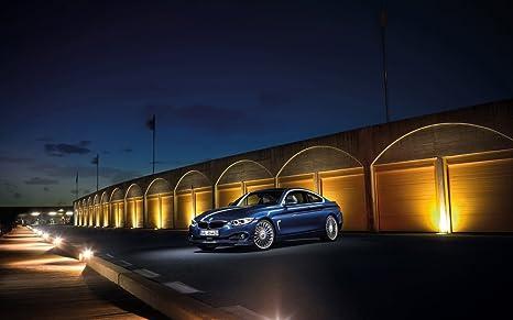 2014 Bmw Alpina B4 Bi Turbo Coupe 36X48 Poster