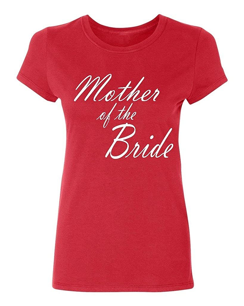 Promotion & Beyond P&B Mother of The Bride Women's T-Shirt