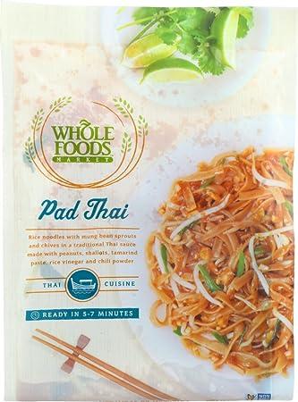 Whole Foods Market Pad Thai 16 Oz Frozen Amazon Grocery