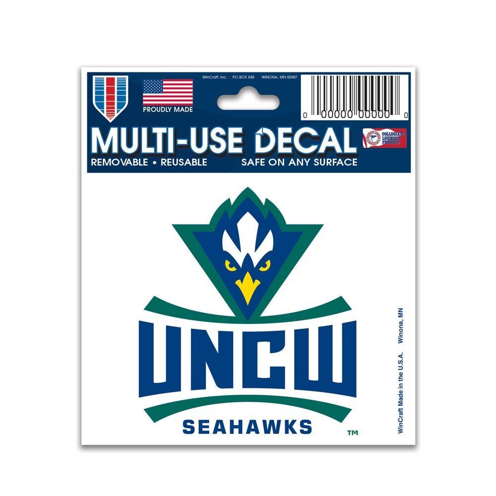 Wincraft NCAA Multi-Use Decal (3''x4'') (UNC-Wilmington)
