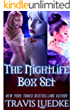 The Nightlife Series Box Set Books 1-4 (Paranormal and Urban Fantasy)