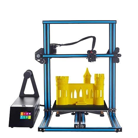 Impresora 3D Impresora A5X 3D Kit de impresión Tamaño máximo de ...