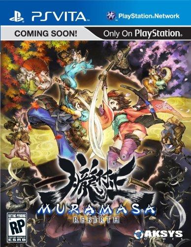Muramasa Rebirth - PlayStation Vita (Best Ps Vita Multiplayer Games)
