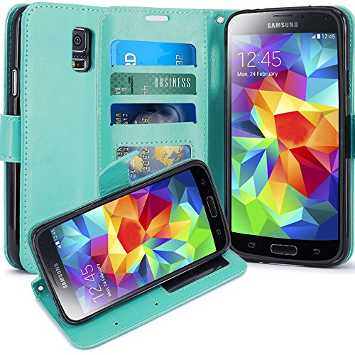 LK Leather Wallet Samsung Galaxy