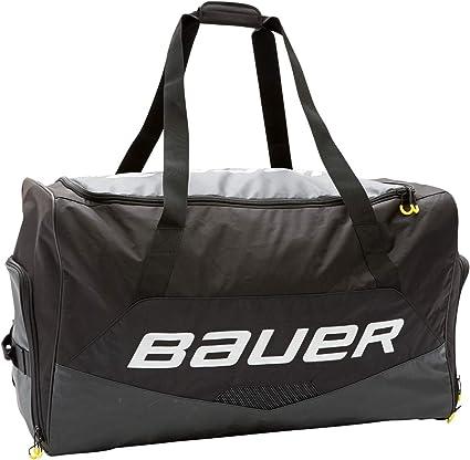 Bauer Hockey Sac de Hockey à roulettes Noir