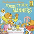 The Berenstain Bears Forget Their Manners (Turtleback School & Library Binding Edition) (Berenstain Bears First Time Chapter Books)