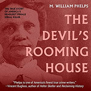 The Devil's Rooming House Hörbuch