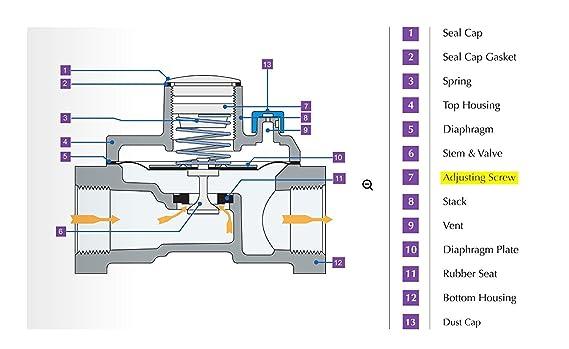 Natural Gas Regulator Diagram Explained Wiring Diagrams