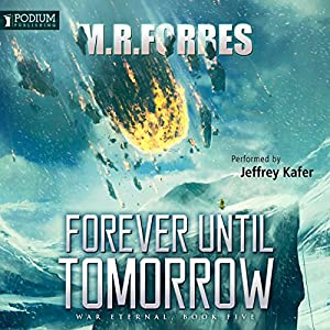 Forever Until Tomorrow Audiobook