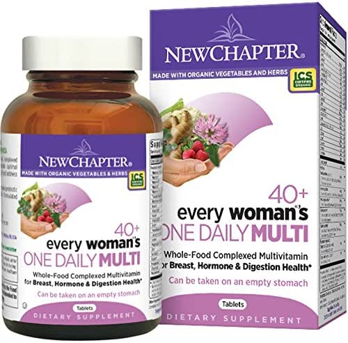 New Chapter - Every Woman's One Daily 40+ 96 Tablets